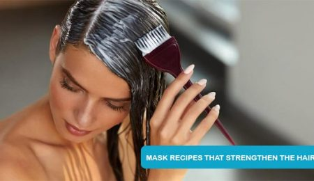 Mask Recipes That Strengthen the Hair